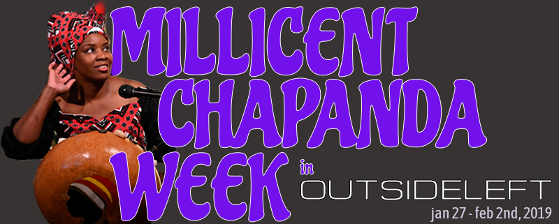 millicent chapanda week in outsideleft