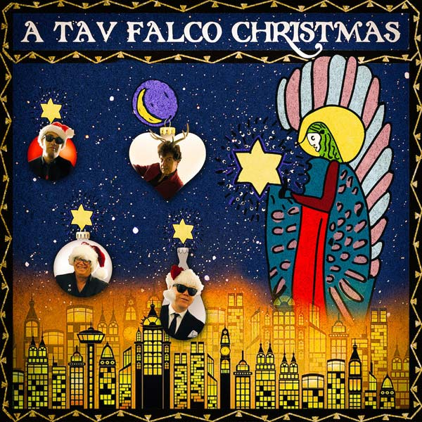 Tav CHristmas album